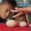 Самое маленькое куриное яйцо в мире – китайское