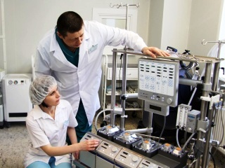 После 13-летнего перерыва  открылся Алтайский краевой центр трансплантации органов