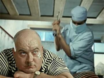 У добрых врачей пациенты выздоравливают быстрее
