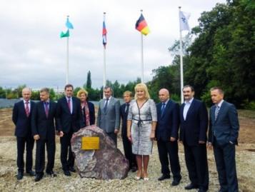 Несмотря на санкции, немецкая компания начинает в Уфе /Башкирия/ строительство современного диализного центра