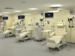 В Омской области открылся современный центр лечения патологии почек