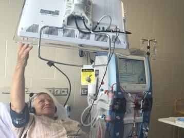 В Ленинградской области пациенты с хронической болезнью почек получили еще один шанс на жизнь