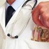 У 48 главврачей доходы за последний год превысили 5 млн рублей – в десятки раз больше, чем у рядовых врачей