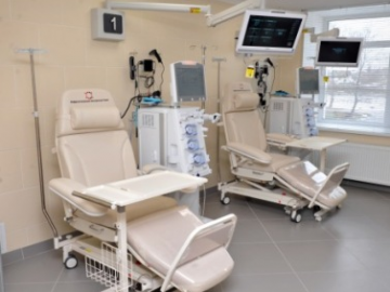 В Омской области открылся новый высокотехнологичный центр лечения патологии почек, шестой по счету