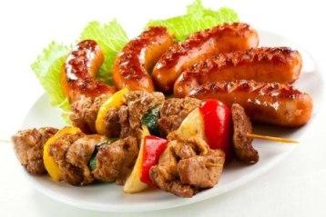 Пережаренное мясо может привести к раку почек