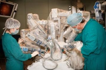 Первая в России пересадка почки с помощью робота была проведена в Краснодаре