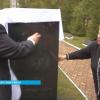 Памятник врачу, которая 50 лет назад впервые в СССР провела сеанс очистки крови