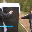 Памятник врачу, которая полвека назад впервые в СССР провела сеанс очистки крови